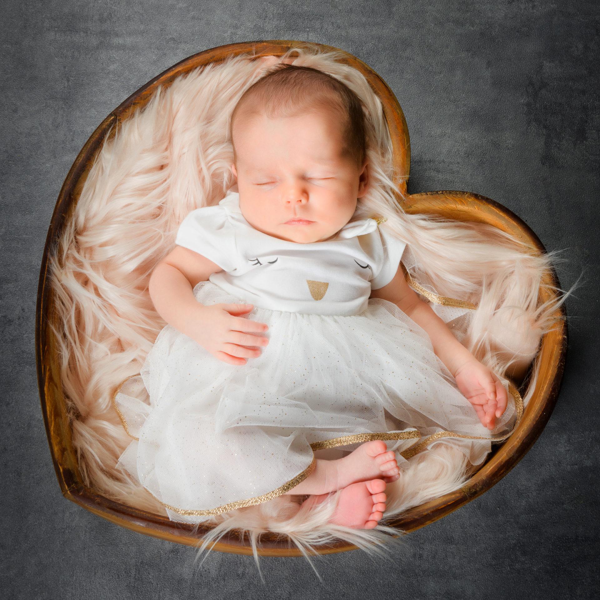 Photographe portrait bébé bretagne